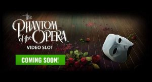 NetEnt's Phantom of the Opera soon coming to New Jersey
