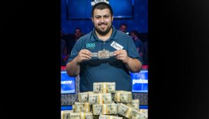 Scott Blumstein's WSOP Win Cements NJ