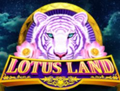 Konami takes you to the far east with Lotus Land video slot!