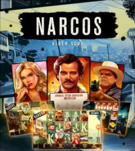 Narcos Video Slot by NetEnt Soon to go Live in New Jersey