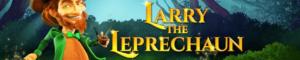 Wazdan in New Jersey Larry the Leprechaun